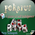 Pokarus card come tetres game