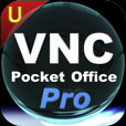VNC Pocket Office Pro for the iPhones iPad iPad 2/3/4/mini